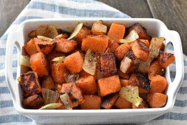 Gluten Free Sweet Potatoes { Paleo }