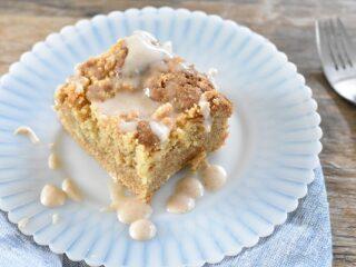 Almond Paleo Coffee Cake