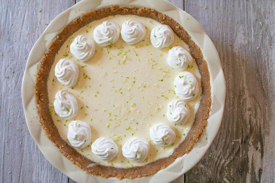 Keto Key Lime Pie