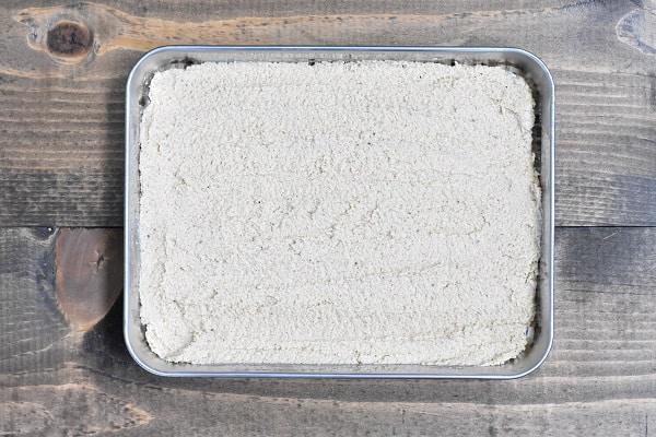 Keto 7 Layer Dip Hummus Layer