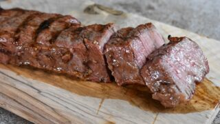 Grilled Tri Tip { Low Carb | Gluten Free }