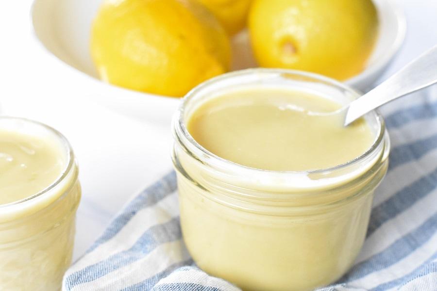 Dairy Free Lemon Curd (Paleo)