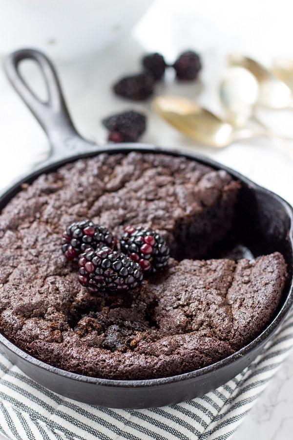 Fudge Paleo Brownies (Low Carb)