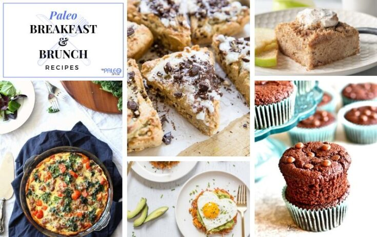 Paleo Breakfast and Brunch Recipes