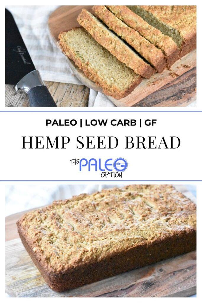 Paleo Hemp Bread Trina Krug
