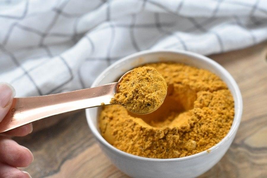Immune Boosting Spice Blend