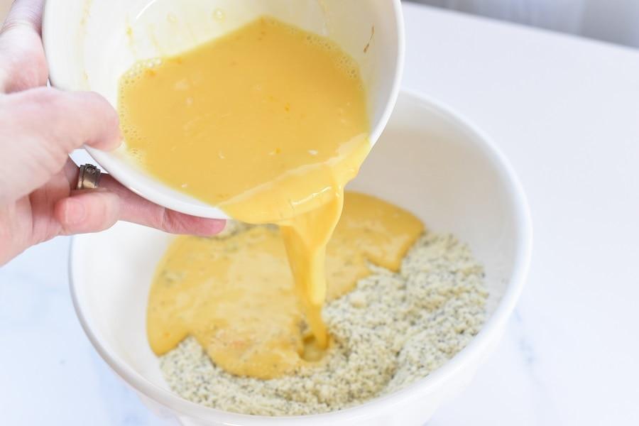 Keto Lemon Poppy Seed Ingredients