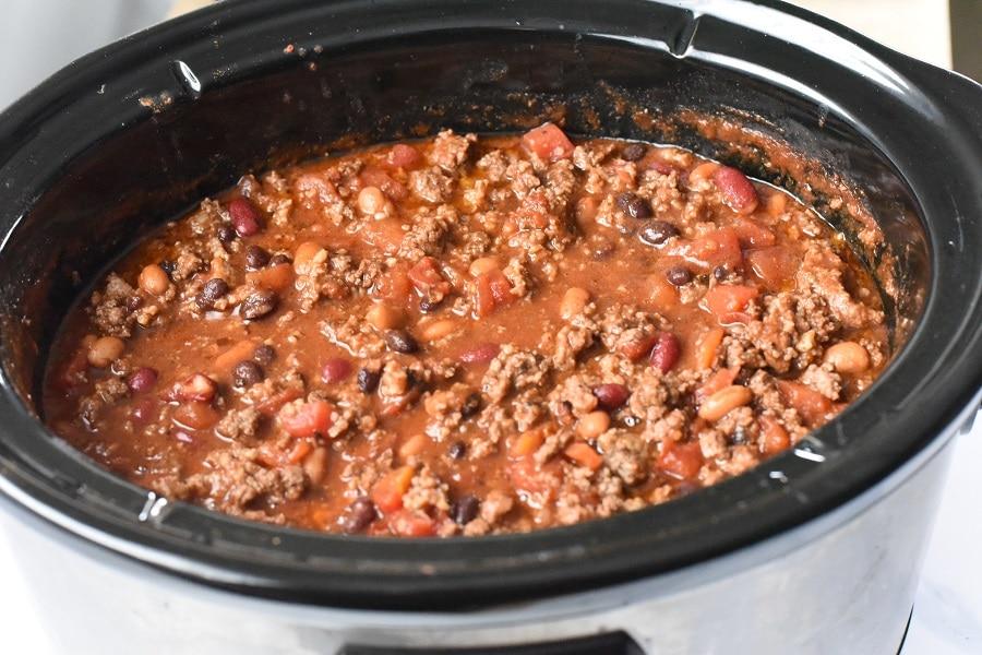 Cooking Gluten Free Chili