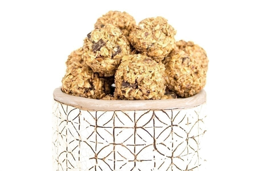 Low Carb Gluten Free Energy Balls