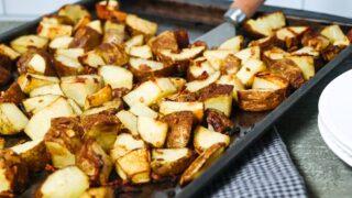 Gluten Free Roasted Potatoes