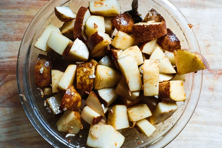 How to Make Gluten Free Roasted Potatoes