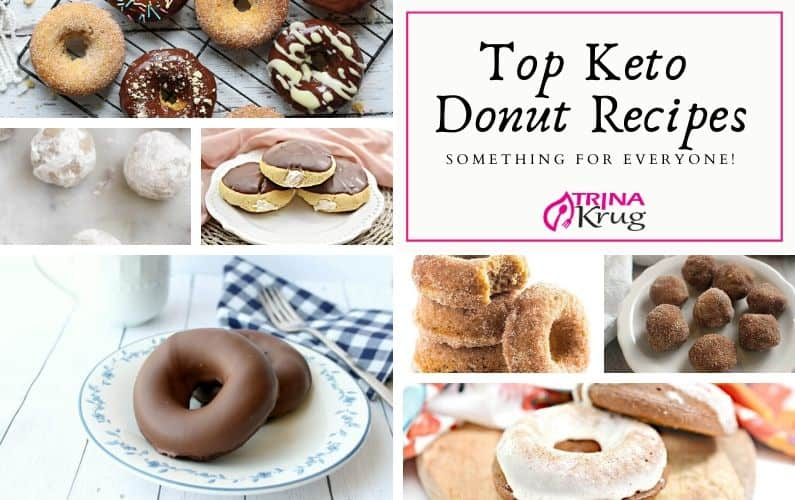 The Best Keto and Low Carb Donut Recipes